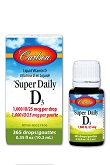 Super Daily D3 (1000 IU, 365 drops)