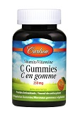 Vitamin C Gummies (250 mg, 60 vege gummies)