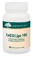 CoQ10 Lipo 100 (60 vegetable capsules)