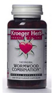 Wormwood Combination (100 vegetarian capsules)